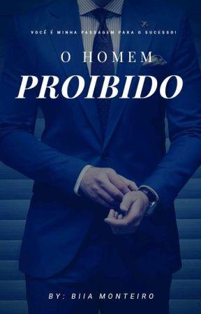O Homem Proibido [• HIATUS •] by biia__monteiro