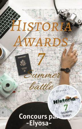 HistoriaAwards 7 : Summer battle |FERMÉ| by -Elyosa-