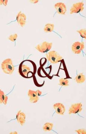 Q&A by lala_stories