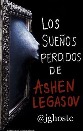 los sueños perdidos de Ashen Legasov by jghostc