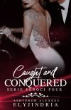 Caught and Conquered (SERIE FEROCI 4) cover