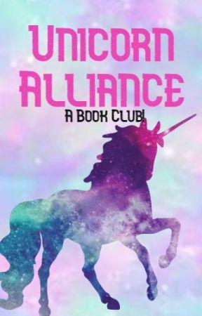 The Unicorn Alliance!  A Book Club by UnicornAlliance_Off