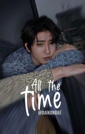 All The Time   Han Jisung by daikonbae