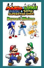 Mario & Luigi, Sonic & Pokémon: Superstar Saga by Lendsey2004