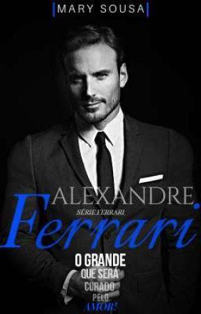 ALEXANDRE FERRARI by MarySousa192