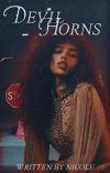 DEVIL HORNS ― Maddy Perez cover