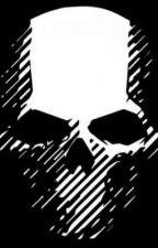 super soldier:Ghost by KINGGODZILLA567