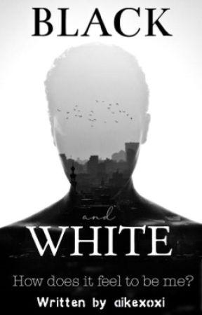 Black and white  by aikexoxi