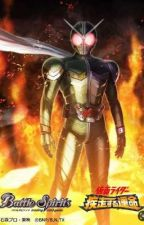 Kamen Rider W X DC universe: The two in one detective in Gotham city  by JustyTurner