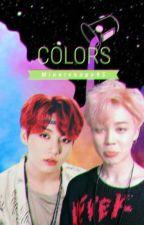 Colors   Soulmate Jikook   Social media AU by LisInHopeWorld