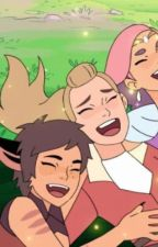 It's finally over, but what now?~a She Ra fanfiction by DumbassJockGF