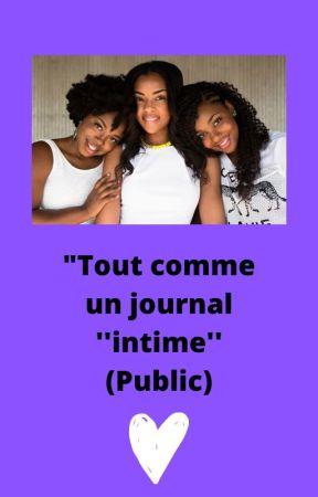 Tout Comme Un Journal ''Intime'' (public). by directioner-1235