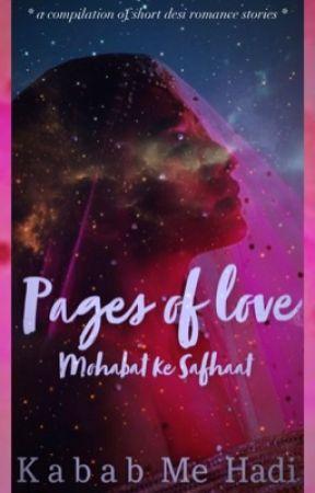 Mohabat ke Safhaat (pages of love) by KababMeHadi