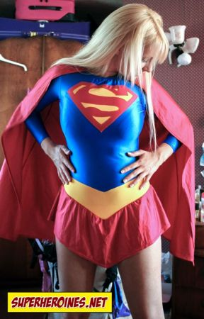 A New Supergirl by JonXavier