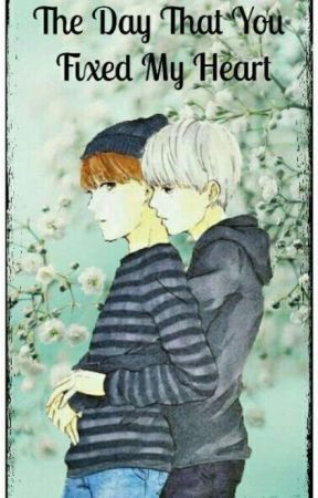 ❝ The Day That You Fixed My Heart ❞ ∣∣Yoonmin Omegaverse by KimNamJi2021