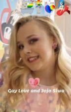 Gay Love and Jojo Siwa by Klaxoy