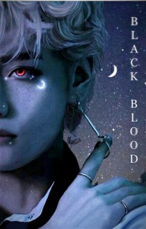 Black Blood ☆ Taehyung by _little_BTS_ARMY