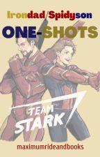 Irondad/Spidyson One-shots by maximumrideandbooks