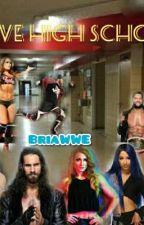 WWE High School by Bria_Just_Bria