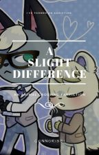 A Slight Difference ~ Raymond and Marshal by ConnorIsBi