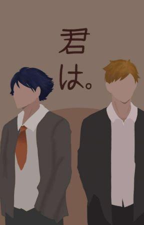 君は。 | atsumu x reader by choqlat