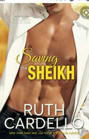 SAVING THE SHEIKH  by gp121006