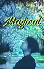 The Magical Boy  by Chronosaurus_17