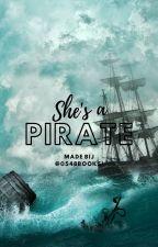 She's a Pirate by 0548books