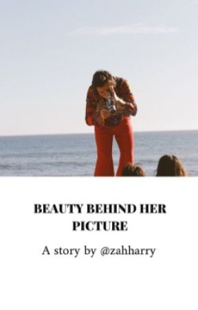 Beauty behind her picture  { H.S } by zahharry