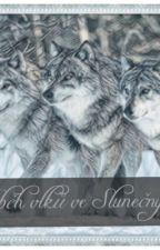 Sběh vlků ve Slunečný  by writesmillegirl