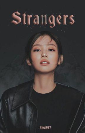 Strangers - Jennie Kim by bwartt