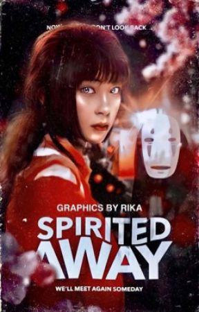 Spirited Away ━━ Graphics  by celineebabee