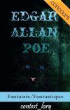 Edgar Allan Poe (Concours Fantastique/fantaisie) cover