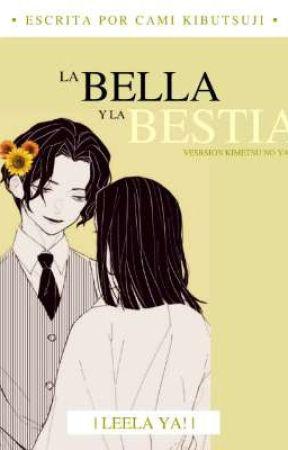 La bella y la bestia, versión kimetsu no yaiba. by Cami_Kibutsuji3