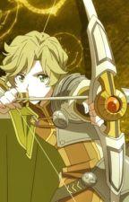 The Staff Hero   Itsuki Kawasumi x reader (On hold) by Icyyhot