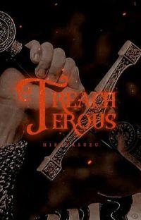 treacherous | edmund pevensie ✓ cover