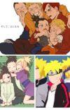 Naruto daddy scenarios! Daughter!  cover