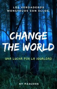 Change the world cover