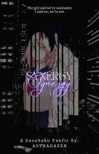 Synergy || SasuSaku 𝓢𝓸𝓾𝓵𝓶𝓪𝓽𝓮 𝓐𝓤 by ASTRAGAZER-
