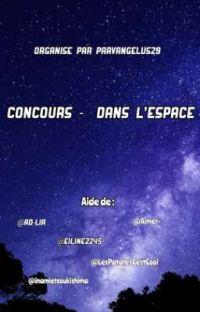 CONCOURS - Dans l'espace  cover