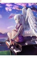 Angel // BNHA x OC // Hawks x OC by AvengeTheFallen1