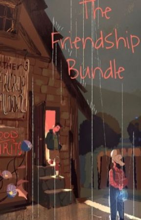 The Friendship Bundle | Stardew Valley by kaileynovella