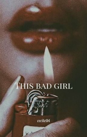 This bad girl by cecilelbl