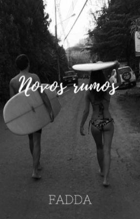 ⇢ Novos Rumos by fadda_