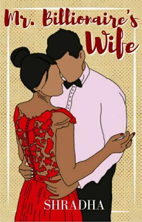 Mr. Billionaire's Wife [On Hold] by dusky_dreams