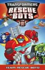 your our spark (rescue bots x reader) by dyrbjyrnj