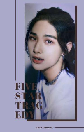 five star tragedy | h.hj + y.jg by FANCYDOHA