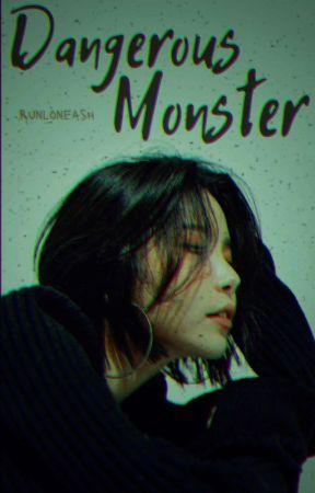 Dangerous Monster - Spit it out by RainbowLightAestitic