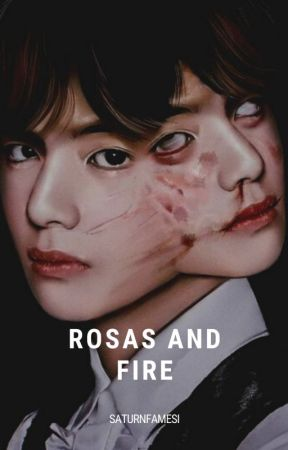 Rosas And Fire | Taekook by saturnfamesi