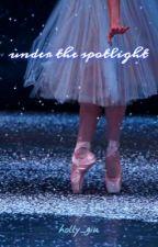 Under the spotlight by holly_ju